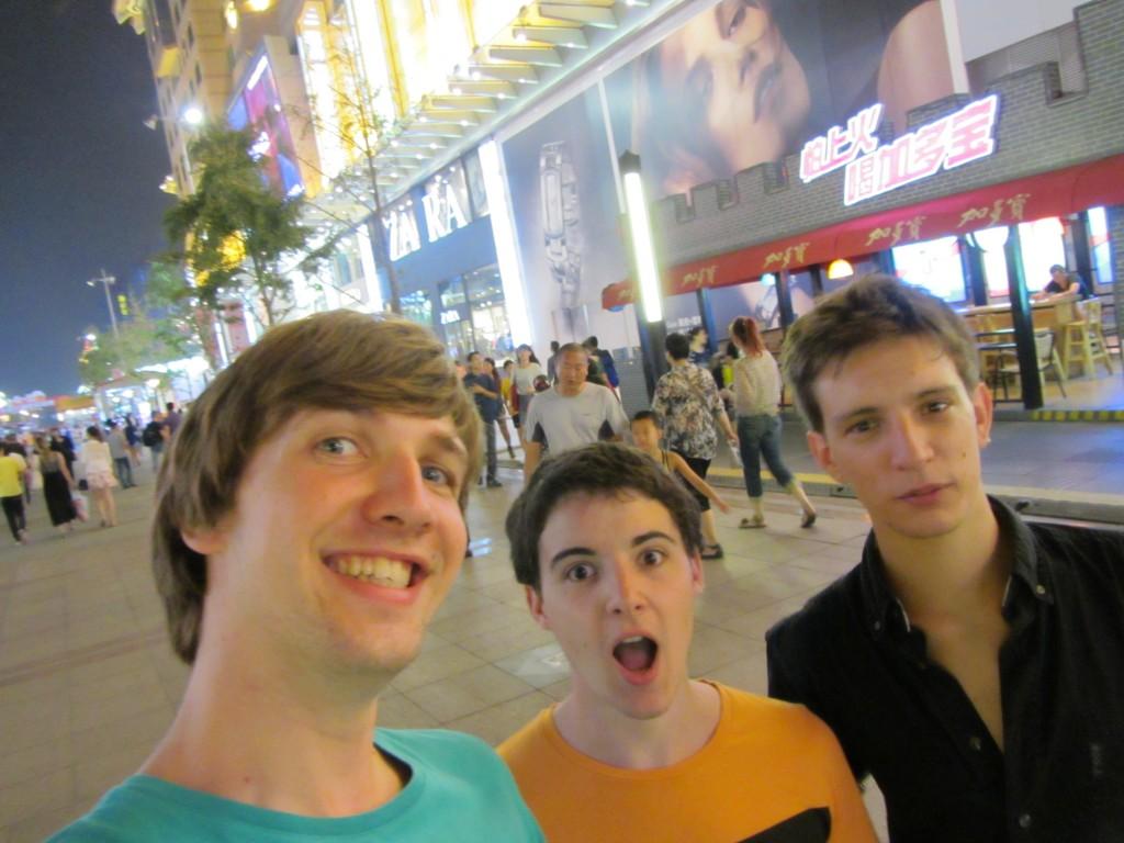 Moi, Clément et Max
