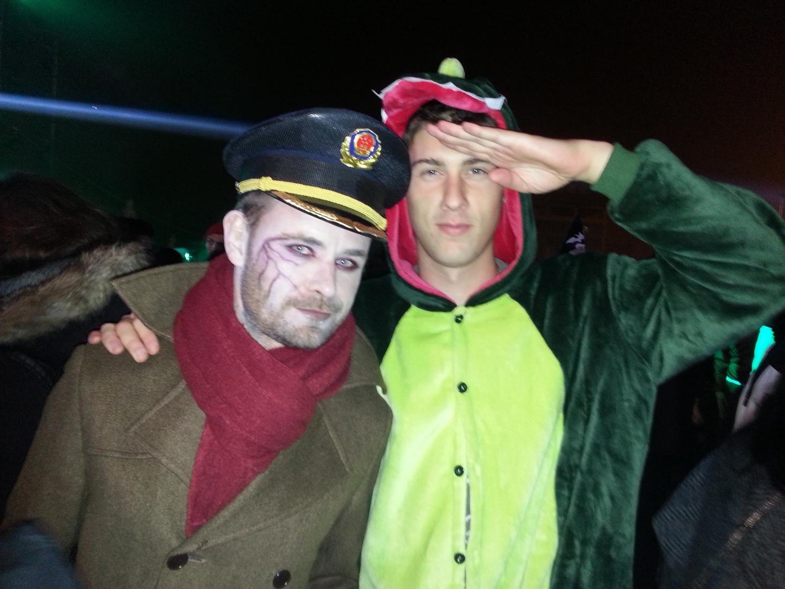zombie communiste